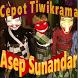 Wayang Golek Asep Sunandar: Cepot Tiwikrama