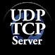 UDP TCP Server - Free by Ido Development Foundation (IDF)