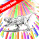 Image Jurassic Craft Coloring by Best Inside Game Pro Free