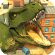Jurassic Rampage: Smash City by Gluten Free Games