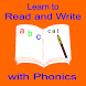 Letter forming with phonics by Nushkus