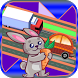 Bunny Hop Cross Road by Commodity Trader Online