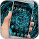 Technology Grid Launcher by Fantastic theme