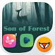Son of Forest- Launcher Theme by Live Group