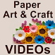 DIY Paper Art And Craft VIDEOs by World Is Beautiful002