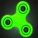 Fidget Spinner Glow by Recording Inc