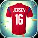 Make My Football Jersey by RunningWheel