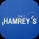愛知県豊明市の美容室ハムレイズ by GMO Digitallab, Inc.