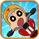 Shin Chon Bike Race Game FREE by Cartoon Animation Games