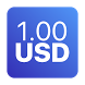 1.00 USD Currency Converter Convert Foreign Money by Internet Plus