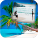 Beach Summer Photo Frames by Surco Games