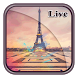 Poetic Paris Live Wallpaper by Keyboard and HD Live Wallpapers