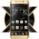Black Gold X Launcher by Launcher Fantasy