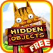Hidden Object - Puss In Boots by Difference Games LLC