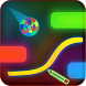 Draw Ball Fall by Prenagez Games