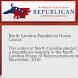 NC House Republicans by Jason Saine
