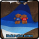 Blanket Stitch Pattern Design by Lisensedroid