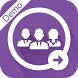 Export Contacts Of Viber(Demo) by Swara