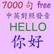 傾聽 英文/中文 7000 句 by Jamest Tsai