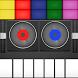 Professional DJ Piano Mixer by Exzus Studio