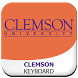 Clemson Keyboard by 2Thumbz, Inc