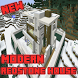 Modern Mansion Redstone MAP For MCPE by Dasha Mods Inc