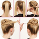 Long Hairstyle Tutorials by Elfarras