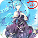 Live Wallpaper of Hatsune Miku by Anime Plus