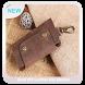 Best DIY Leather Key Basket
