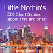 Little Nothin's by Mike Carlson, Author