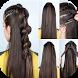 Tutorials Braid Hairstyle by YBHRX