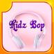 Kidz Bop songs kids by Beauty Effect Labs