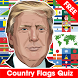 Country Flags Quiz by QueenGames