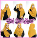 Tutorial Hijab Syar'I Elegant by Woochi Developer