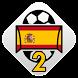 Scores - La Liga 1|2|3 - Spain Football League by Premium Scores