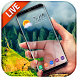Transparent Screen & Live Wallpaper by Weather Widget Theme Dev Team