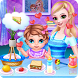Cooking Breakfast for Baby by yuangamesapp