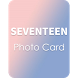 PhotoCard for SEVENTEEN by Photo Card