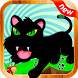 cat black game