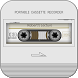 Portable Cassette Recorder by Sanjeev Beekeeper