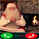 A Call From Santa! Voicemail & Text Messages