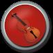 Sad Violin Widget Sound Button