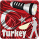 Turkey FlashLight Compass,SOS by Nice Apps Store