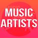 Music Artists by b-2-studio