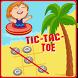 Tic Tac Toe(Noughts & Crosses) by Razvivashka.com