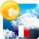 Weather for France and World by ID Mobile SA