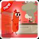 Run adventure Sausage by Best Free Game Adventure