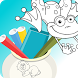 Coloring Book - Creative Fun by Appledore Soft