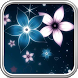 Glowing Flowers Wallpaper by MasterLwp