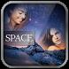 عکس دو نفره در فضا by ali armani